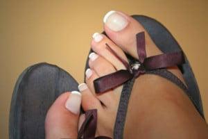schicke Fußnaegel